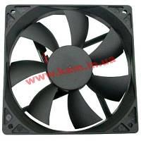 Вентилятор Case CoolerFan MoleX, 80x80x25mm Sleeve (Molex M/ F), Standart, черный (62.83.3010-100)