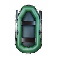 Надувная пвх лодка Ладья ЛТ 220 Д
