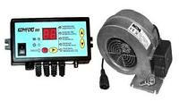 Европейский Комплект Автоматики для Твердотопливных Котлов KOMFORT-EKO + WPA X2