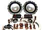 Компонентная акустическая система BM Boschmann AL-160SE 180W 16 см Звук Бомба!, фото 4