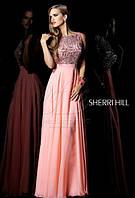 Вечернее женское платье индивидуальный пошив