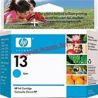 Оригинальный струйный картридж HP 13, Голубой (C4815A)