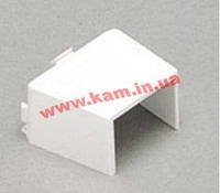 Адаптер для соединения настен. с коробом 25x16, MK (YEA2)