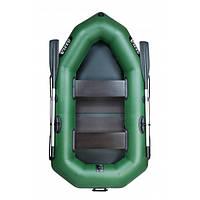 Надувная пвх лодка Ладья Л0 220 ДС