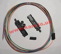 Комплект адаптерів Fan-out для 7-12 волокон, 1.2 м, Corning (LAXLSN-00000-C009 (FAN-BT47-12))