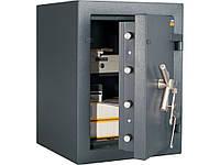 Сейф взломостойкий Banker-M 55-2K (ВхШхГ-550х550х520)
