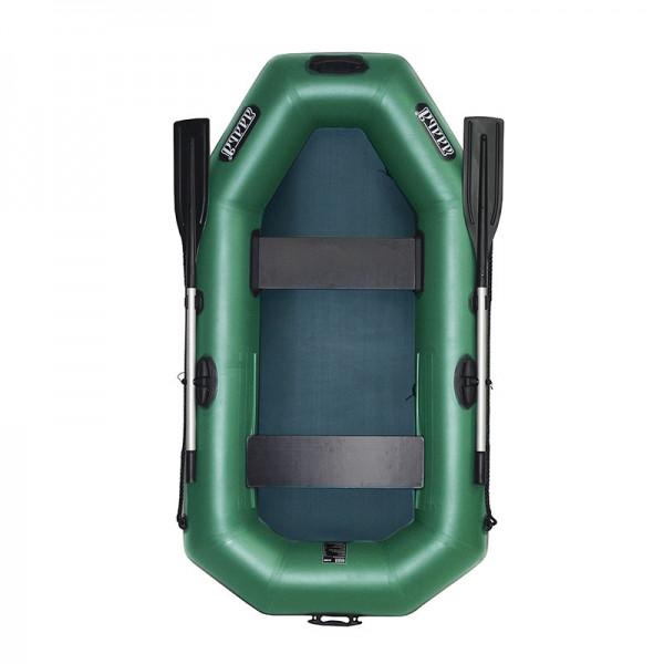Надувная пвх лодка Ладья ЛТ 240