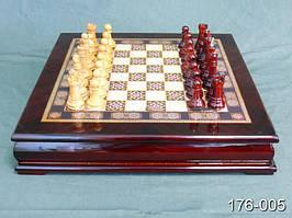 Игра настольная - шахматы