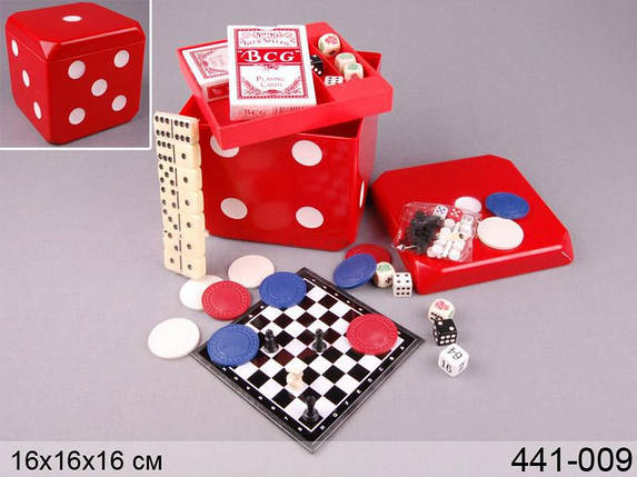 """Игра настольная """"Куб"""", фото 2"""