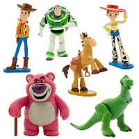 Набор фигурок История игрушек Дисней / Toy Story Play Set Disney