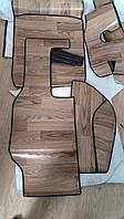 Линолеум покрытие пола салона Газель 3302