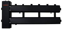 Распределительный коллектор с гидроуравнивателем в изоляции СК 322.125