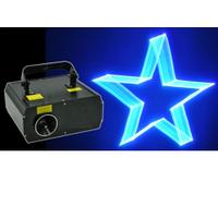 Лазерное шоу BE3D-B-BEAMblue400mw