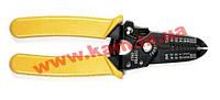 Инструмент для снятия изоляции с електро-кабеля , толщ. 0.6-2.6 мм (HT-5021)