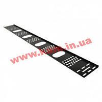 Вертикальный кабельный организатор 33U для шкафа MGSE, (ширина 120 мм) (UA-MGSE33VCMB)