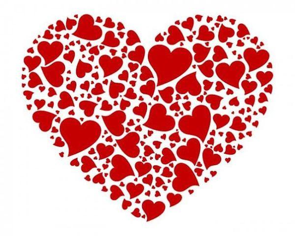 Любовь это... 13 Вафельная картинка