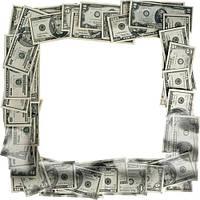Деньги 14 Вафельная картинка