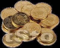 Деньги 10 Вафельная картинка