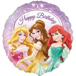 Принцессы 352  Вафельная картинка
