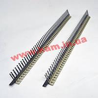Скоба-тримач плінтів (до 48 шт.) з відкритим кабельним організатором (C39104-A123-B60)