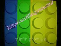 Форма силиконовая Маффин планшет, фото 1