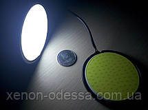 Круглые блины LED COB DRL 83 мм, фото 3