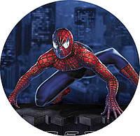 Вафельная картинка Человек паук 8