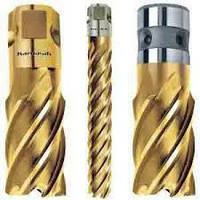 Кольцевая фреза (Корончатое сверло) Gold-Line 50 HSS-XE Weld.  d=54 мм