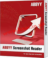 ABBYY Screenshot Reader (download лицензия) (AF90-0S1P01-001-LIC)
