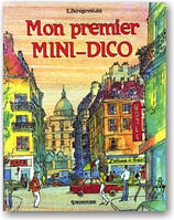 Французско-русский иллюстрированный словарь для малышей