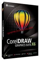 CorelDRAW Graphics Suite X6 Upgrade License (251-350) (LCCDGSX6MLUGF)