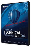 CorelDRAW Technical Suite X6 Upgrade License (51-250) (LCCDTSX6MLUG3)