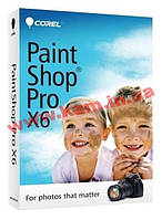 PaintShop Pro X6 Corporate Edition License (251-500) (LCPSPX6ML3)