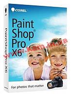 PaintShop Pro X6 Corporate Edition License Media Pack (LMPPSPX6MLCEEU)
