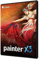 Painter X3 License Upgrade (251+) (LCPTRX3MLUGPCM4)