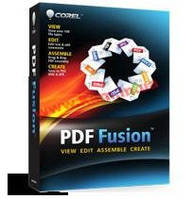 Corel PDF Fusion 1 License ML (11-25) (LCCPDFF1MLB)