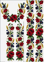 Вышиванка 10 Вафельная картинка