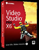 VideoStudio Pro X6 License (501-2500) (LCVSPRX6ML4)