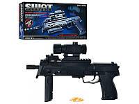 Пистолет на пульках с лазером, ES1005-A-002A
