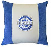Декоративная подушка  с логотипом