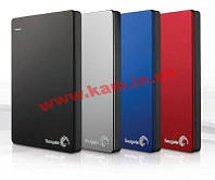 "SEAGATE HDD External Backup Plus Portable (2.5"",1TB,USB 3.0) Red (STDR1000203)"