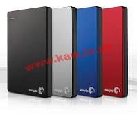 "SEAGATE HDD External Backup Plus Portable (2.5"",1TB,USB 3.0) Black (STDR1000200)"