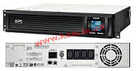 ИБП APC Smart-UPS C 1000VA 2U Rack mountable LCD 230V (SMC1000I-2U)