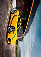 Машина 12 вафельная картинка