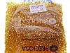 Бисер 10/0, цвет - золото, №17050 с квадратным отверстием (уп.50 грамм)