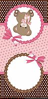 Мишка Вафельная картинка