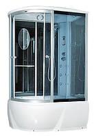 Гидромассажная душевая кабина  Miracle 120х85 F76-3/RZ R