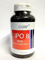 CORE LIPO 8 натуральные капсулы для похудения RBA/055