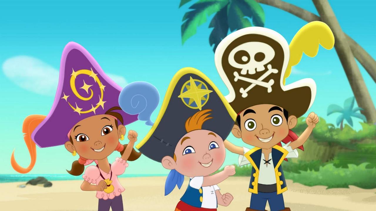 играть джек и пираты нетландии