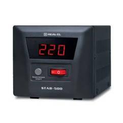 Стабилизатор REAL-EL STAB-500